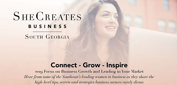 She Creates Business Valdosta Ga 2019